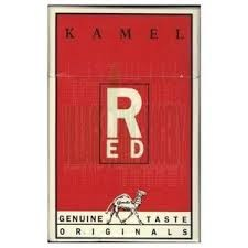 RED KAMEL BOX