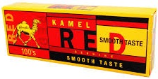 RED KAMEL SMOOTH TASTE 100 BOX