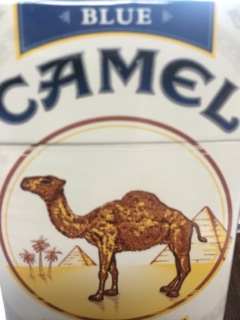 CAMEL REG BLUE 85 BOX (LT)