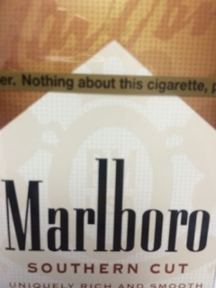 MARLBORO SOUTHERN CUT BOX