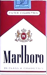 MARLBORO RED LABEL SOFT