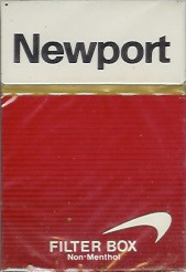 NEWPORT NON MENTHOL BOX (RED)