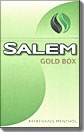 SALEM GOLD BOX 83