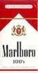 MARLBORO RED LABEL BOX 100