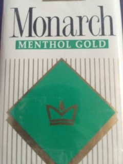 MONARCH MENTHOL GOLD
