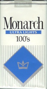 MONARCH BLUE 100