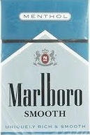 MARLBORO SMOOTH MENTHOL KING BOX