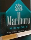 MARLBORO MIDNIGHT BOX KING