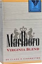 MARLBORO VIRGINIA BLEND KS BOX