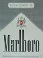 MARLBORO SILVER PACK BOX