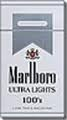 MARLBORO SILVER PACK BOX 100