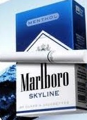 MARLBORO SKYLINE BOX KS
