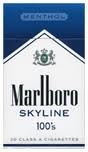 MARLBORO SKYLINE BOX 100