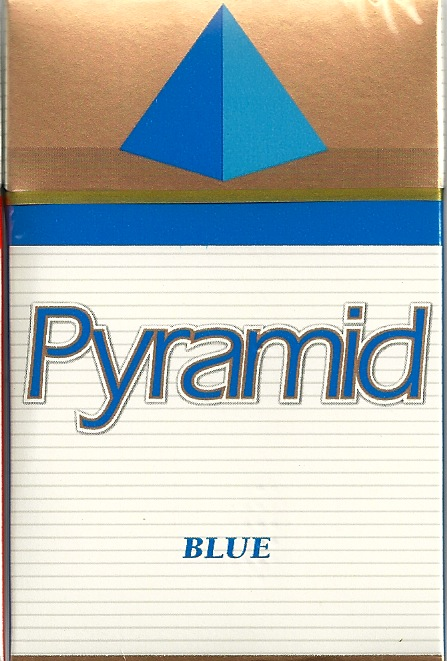 PYRAMID BLUE BOX KS