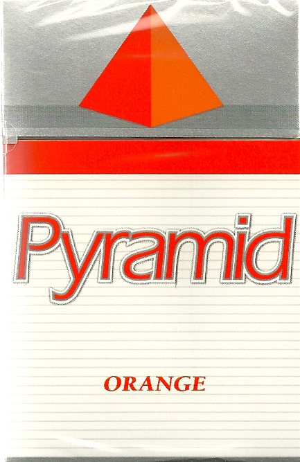 PYRAMID ORANGE BOX KS