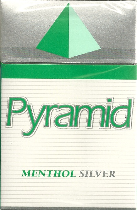 PYRAMID MEN SILVER BOX KS