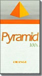 PYRAMID ORANGE BOX 100