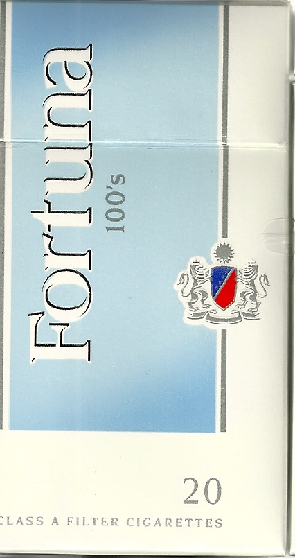 FORTUNA PALE BLUE BOX 100