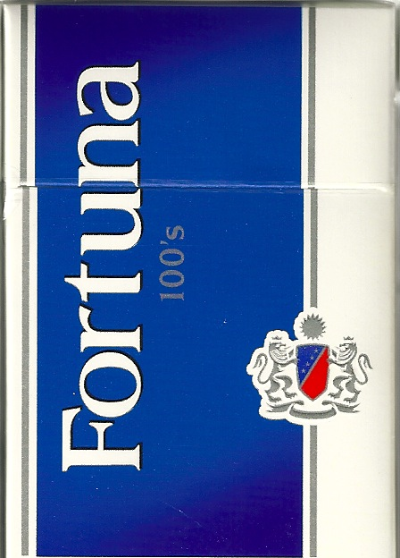 FORTUNA BLUE BOX 100