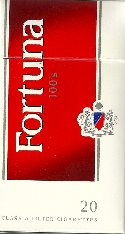 FORTUNA RED BOX 100