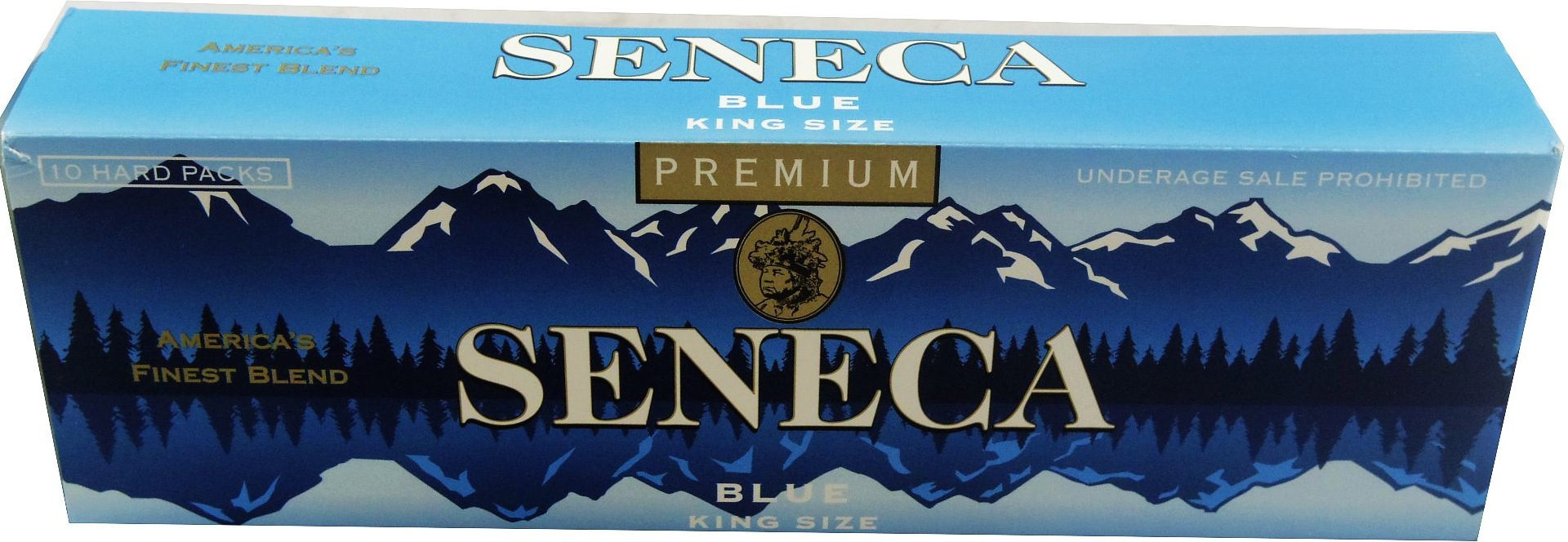 SENECA BLUE KING BOX