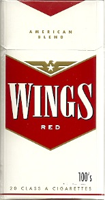 WINGS RED BOX 100