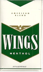 WINGS MENTHOL BOX KS