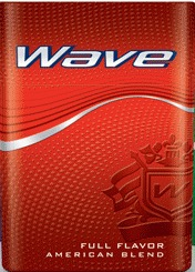 WAVE RED BOX KS