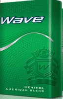 WAVE MENTHOL BOX KS