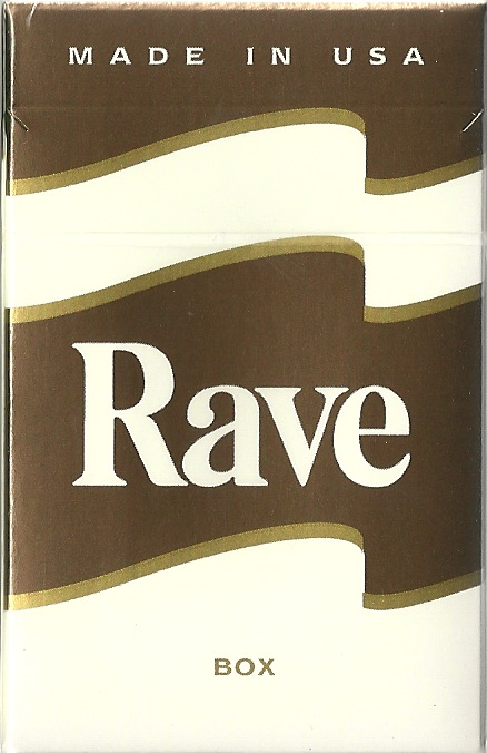 RAVE GOLD KING BOX