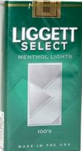 LIGGETT SELECT MEN SILVER 100