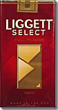 LIGGETT SELECT GOLD 100