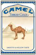 CAMEL TURKISH GOLD BOX KS