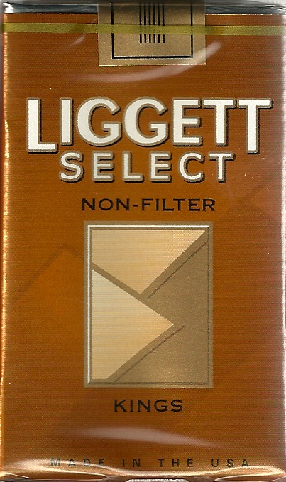 LIGGETT SELECT NON FILTER