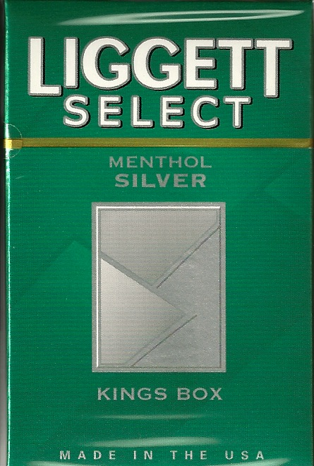 LIGGETT SELECT MEN SILVER BX