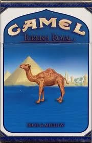 CAMEL TURKISH ROYAL BOX KING