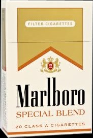 MARLBORO SPECIAL BLEND GOLD BOX KS