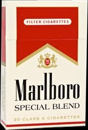 MARLBORO SPECIAL BLEND RED BOX KS