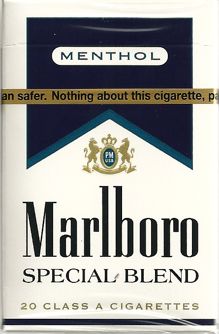 MARLBORO SPECIAL BLEND MEN BLACK BOX