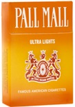 PALL MALL ORANGE BOX KS