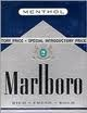 MARLBORO 72'S BLUE PACK BOX