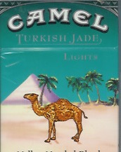 CAMEL JADE BOX KS