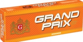 GRAND PRIX ORANGE BOX 100