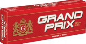 GRAND PRIX FILTER RED BOX 100