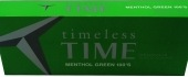 TIME MENTHOL GREEN BOX 100