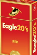 EAGLE 20'S RED BOX KS