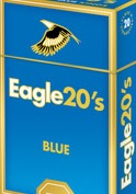 EAGLE 20'S BLUE BOX KS