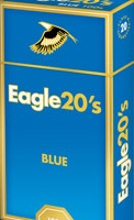 EAGLE 20'S BLUE BOX 100