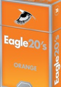 EAGLE 20'S ORANGE BOX KS