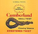 CUMBERLAND SWEET TWIST BOX/12
